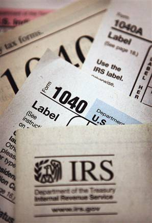 IRS Forms Taxes