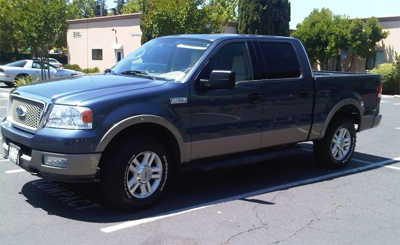 2004 Ford F-150 SuperCrew Truck - Best Used Cars Below $10k