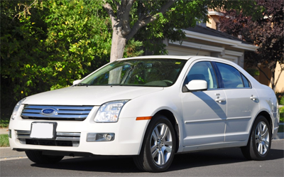 2007 Ford Fusion SEL Sedan - Best Used Cars Under 10k