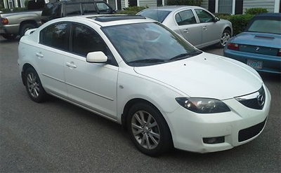 2007 Mazda3 Sedan - Best Used Cars Under 10k