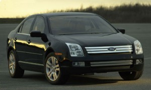 Best Used Cars 2007 Ford Fusion