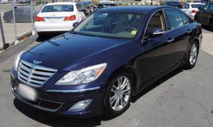 2012 Hyundai Genesis Sedan