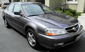 Best Used Cars - 2003 Acura TL