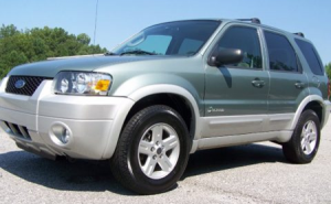 Best Used Cars 2005 Ford Escape Hybrid