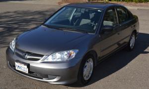 Best Used Cars - 2005 Honda Civic