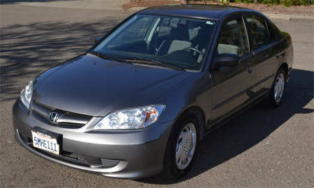 Best Used Cars - 2005 Honda Civic