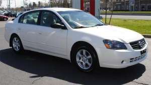 Best Used Cars 2006 Nissan Altima