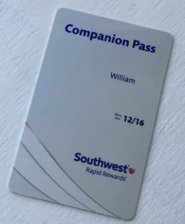 Quickly Earn Southwest Companion Pass With Credit Cards